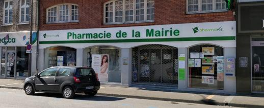 Pharmacie de la Mairie,BOURBOURG
