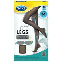 Scholl Light Legs™ Collants 20d Noir Xl à BOURBOURG