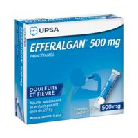 Efferalgan 500 Mg Glé En Sachet Sach/16 à BOURBOURG