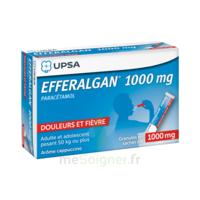 Efferalgan 1g Cappuccino Granules 8 Sachets à BOURBOURG