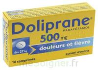 Doliprane 500 Mg Comprimés 2plq/8 (16) à BOURBOURG