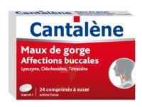 Cantalene, Comprimé à Sucer à BOURBOURG