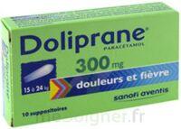 Doliprane 300 Mg Suppositoires 2plq/5 (10) à BOURBOURG