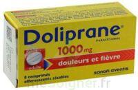 Doliprane 1000 Mg Comprimés Effervescents Sécables T/8 à BOURBOURG