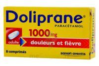 Doliprane 1000 Mg Comprimés Plq/8 à BOURBOURG
