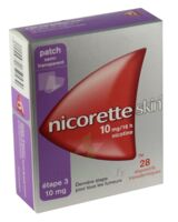 Nicoretteskin 10 Mg/16 H Dispositif Transdermique B/28 à BOURBOURG