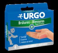 Urgo Brulures-blessures Petit Format X 6 à BOURBOURG