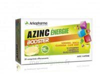Azinc Energie Booster Comprimés Effervescents Dès 15 Ans B/20 à BOURBOURG