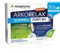 Arkorelax Sommeil Fort 8h Comprimés B/15 à BOURBOURG