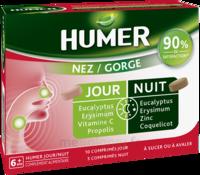 Humer Nez/gorge Jour&nuit 15 Comprimés à BOURBOURG