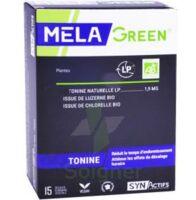 Synactifs Melagreen  Bio Gélules B/15 à BOURBOURG