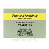 Papier D'arménie Traditionnel Feuille Triple à BOURBOURG