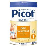 Picot Bébé Gourmand 1 Lait En Poudre B/800g à BOURBOURG