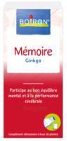 Boiron Mémoire Ginkgo Extraits De Plantes Fl/60ml à BOURBOURG