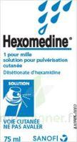 Hexomedine 1 Pour Mille, Solution Pour Pulvérisation Cutanée En Flacon Pressurisé à BOURBOURG