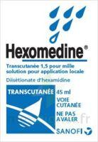 Hexomedine Transcutanee 1,5 Pour Mille, Solution Pour Application Locale à BOURBOURG