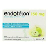 Endotelon 150 Mg, Comprimé Enrobé Gastro-résistant à BOURBOURG