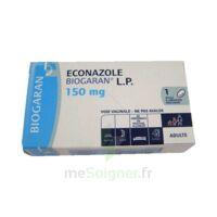 Econazole Biogaran L.p. 150 Mg, Ovule à Libération Prolongée à BOURBOURG