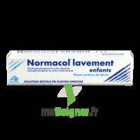Normacol Lavement Enfants, Solution Rectale, Récipient Unidose à BOURBOURG