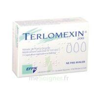 Terlomexin 200 Mg, Capsule Molle Vaginale à BOURBOURG