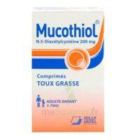 Mucothiol 200 Mg Cpr Pell Fl/20 à BOURBOURG