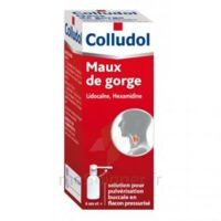Colludol Solution Pour Pulvérisation Buccale En Flacon Pressurisé Fl/30 Ml + Embout Buccal à BOURBOURG