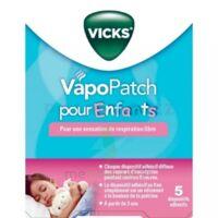 Vicks Vapopatch Enfants à BOURBOURG