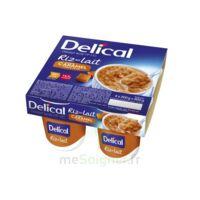 Delical Riz Au Lait Nutriment Caramel Pointe De Sel 4pots/200g à BOURBOURG