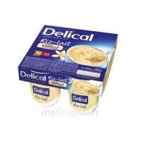 Delical Riz Au Lait Nutriment Vanille 4pots/200g à BOURBOURG