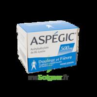 Aspegic 500 Mg, Poudre Pour Solution Buvable En Sachet-dose 20 à BOURBOURG