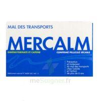 Mercalm, Comprimé Pelliculé Sécable à BOURBOURG