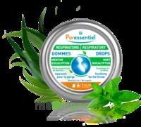 Puressentiel Respiratoire Gommes Menthe-eucalyptus Respiratoire - 45 G à BOURBOURG