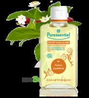 Puressentiel Articulations & Muscles Huile De Massage Bio** Effort Musculaire - Arnica - Gaulthérie - 100 Ml à BOURBOURG