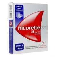 Nicoretteskin 25 Mg/16 H Dispositif Transdermique B/28 à BOURBOURG