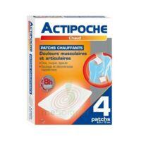 Actipoche Patch Chauffant Douleurs Musculaires B/4 à BOURBOURG
