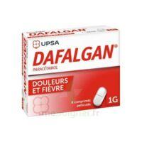Dafalgan 1000 Mg Comprimés Pelliculés Plq/8 à BOURBOURG