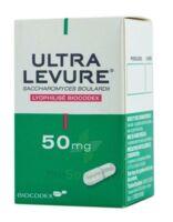 Ultra-levure 50 Mg Gélules Fl/50 à BOURBOURG