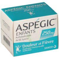 Aspegic Enfants 250, Poudre Pour Solution Buvable En Sachet-dose à BOURBOURG