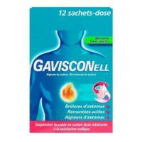 Gavisconell Suspension Buvable Sachet-dose Menthe Sans Sucre 12sach/10ml à BOURBOURG