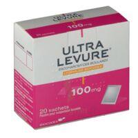 Ultra-levure 100 Mg Poudre Pour Suspension Buvable En Sachet B/20 à BOURBOURG