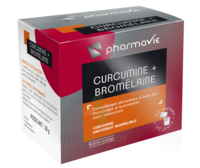Pharmavie Curcumine + BromÉlaÏne 20 Sachets à BOURBOURG