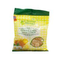 Le Pastillage Officinal Gomme Miel Citron Sachet/100g à BOURBOURG