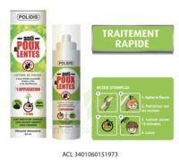 Polidis Lotion Bi-phase Anti-poux Et Lentes 80ml à BOURBOURG