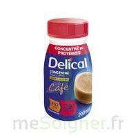 Delical Boisson Hp Hc Concentree Nutriment Café 4bouteilles/200ml à BOURBOURG