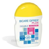 Acheter Gifrer Bicare Plus Poudre double action hygiène dentaire 60g à BOURBOURG