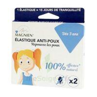 Magnien Elastique Anti-poux B/2 à BOURBOURG
