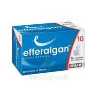 Efferalganmed 1 G Cpr Eff T/8 à BOURBOURG