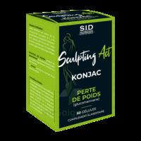 Sid Nutrition Minceur Sculpting Act Konjac Gélules B/60 à BOURBOURG