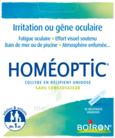Boiron Homéoptic Collyre Unidose à BOURBOURG