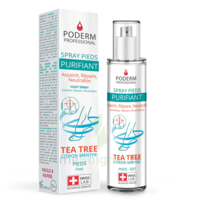 Poderm Spray Pieds Purifiant 50ml à BOURBOURG